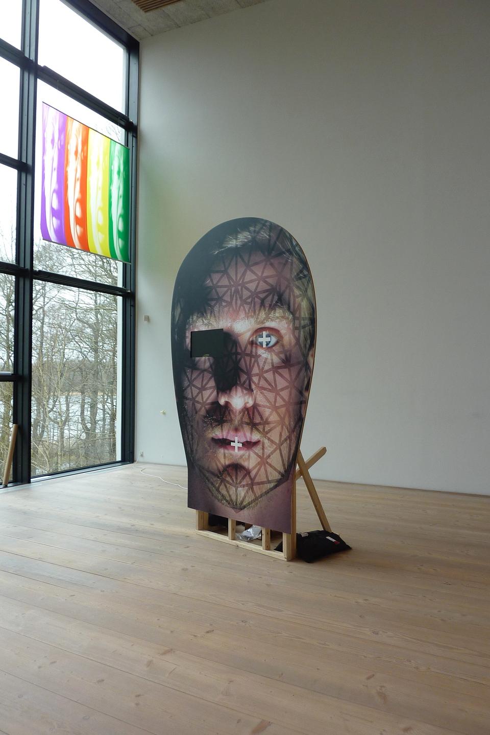 Silkeborg Face-udstilling - billede 2